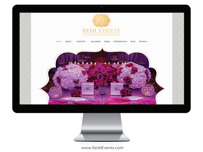 MQ-KeshEvents-Website-Design-Monitor