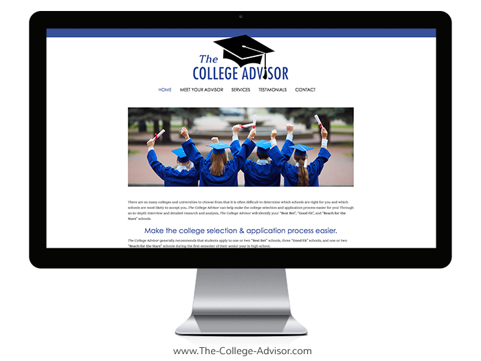 MQ-TheCollegeAdvisor-Home-Website-Design-Monitor